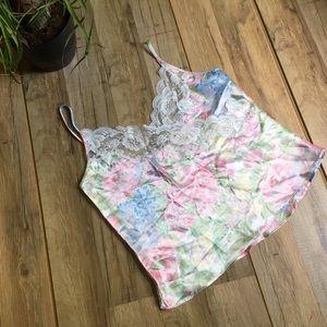 [Vicotria's Secret] Vintage Floral Lace Camisole